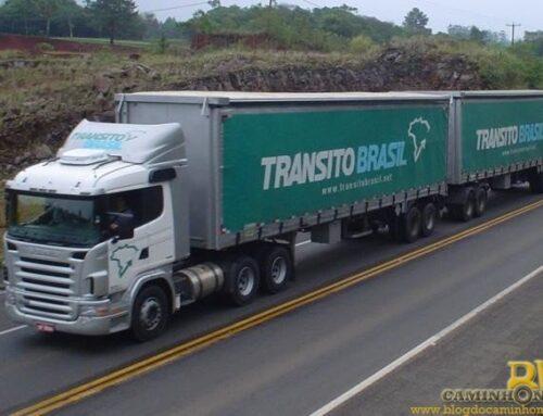 Transito Brasil está contratando novos motoristas para carreta e rodotrem no Rio Grande do Sul